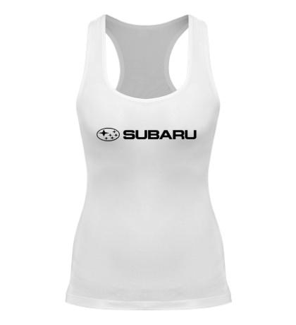 Женская борцовка Subaru Line