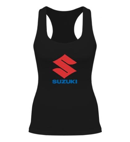 Женская борцовка Suzuki