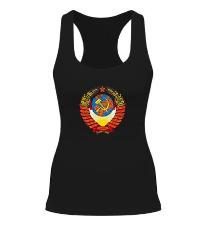 Женская борцовка Герб СССР