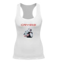 Женская борцовка Crysis Unit
