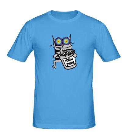 Мужская футболка Котэ с ништяками