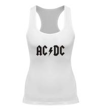 Женская борцовка AC/DC