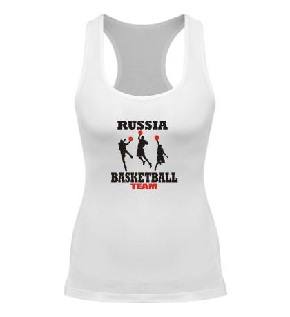 Женская борцовка Russia: Basketball Team