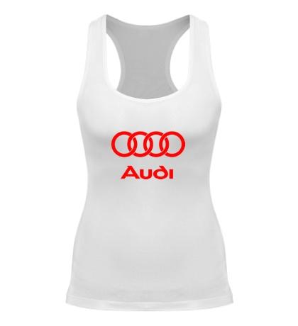 Женская борцовка Audi