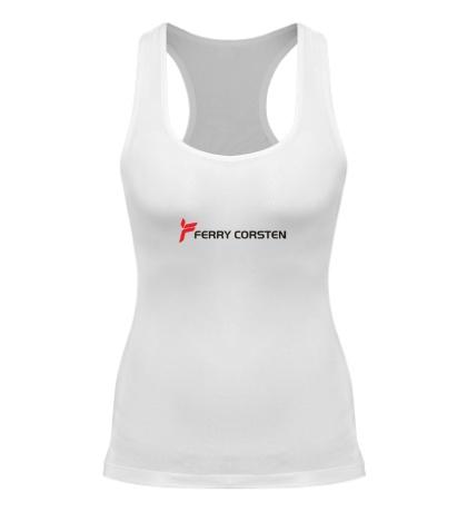 Женская борцовка Ferry Corsten Logo