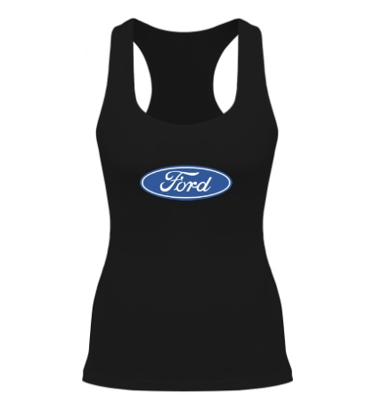 Женская борцовка Ford Logo