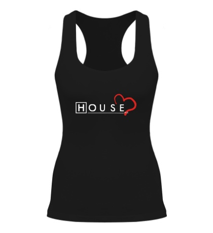 Женская борцовка House MD: Love