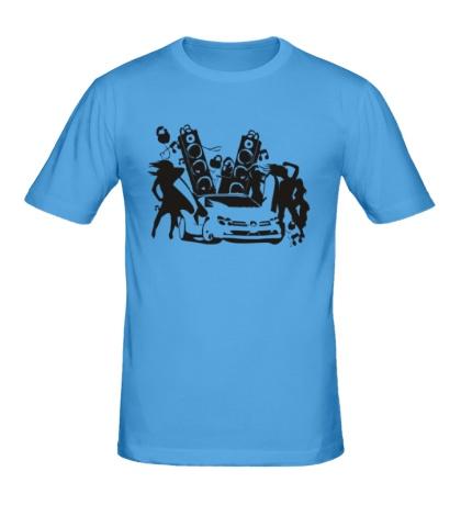 Мужская футболка Open air