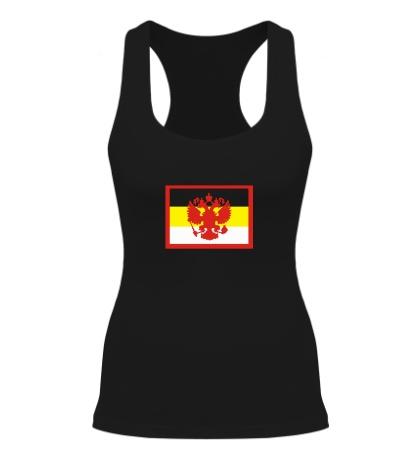Женская борцовка Имперский флаг