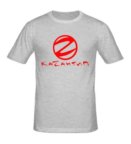 Мужская футболка Символ Казантип