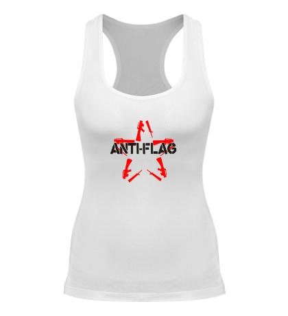 Женская борцовка Anti-Flag