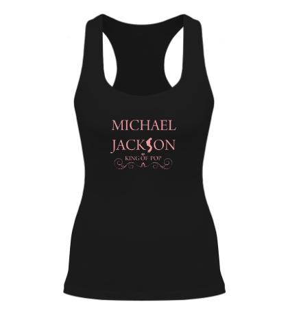 Женская борцовка Michael Jackson: King of pop