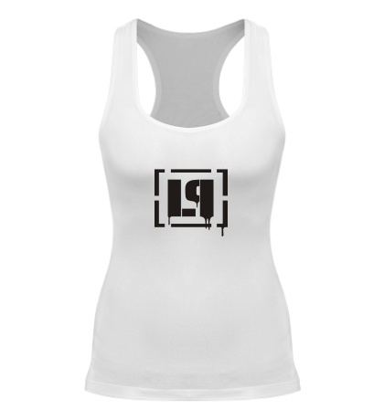 Женская борцовка Linkin Park Emblem