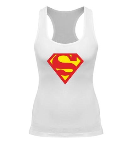 Женская борцовка Супермен