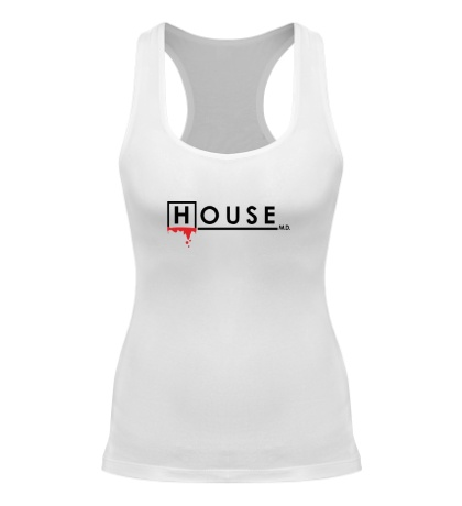 Женская борцовка House MD: Blood