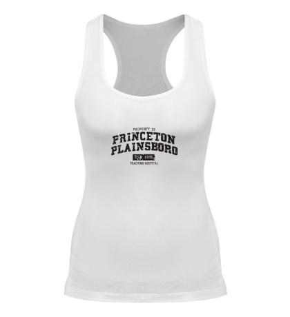 Женская борцовка Princeton Plainsboro