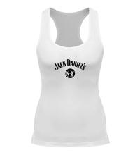 Женская борцовка Jack Daniels: Old Brand