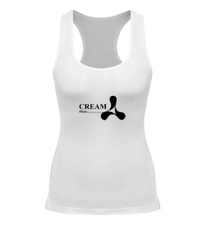 Женская борцовка Cream Ibiza