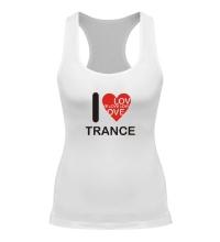 Женская борцовка Trance we Love