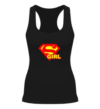 Женская борцовка Supergirl