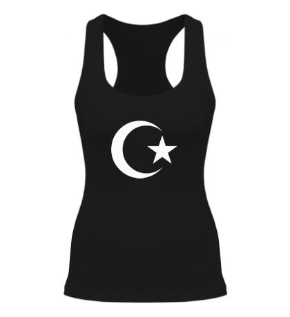 Женская борцовка Мусульманин