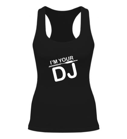 Женская борцовка Im your DJ