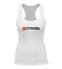 Женская борцовка Citroen Line