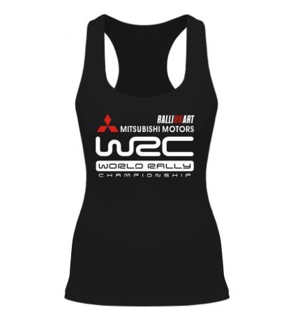 Женская борцовка Mitsubishi Motors WRC