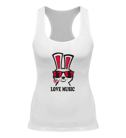 Женская борцовка Rabbit Love Music