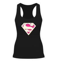 Женская борцовка Acid Superman