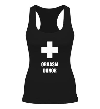 Женская борцовка Orgasm Donor