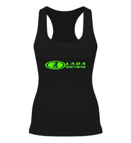 Женская борцовка Lada Samara Glow