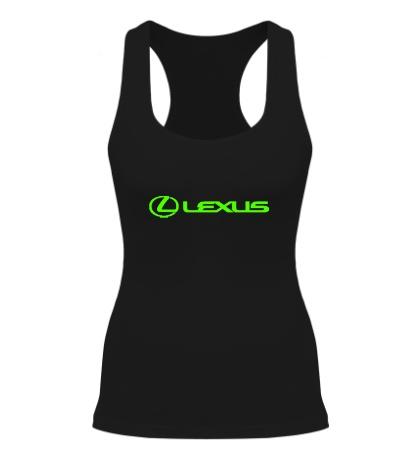 Женская борцовка Lexus Line Glow
