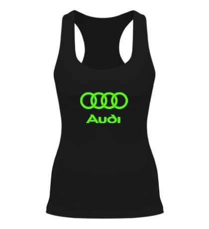 Женская борцовка Audi Glow