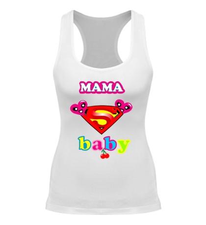 Женская борцовка Superbaby