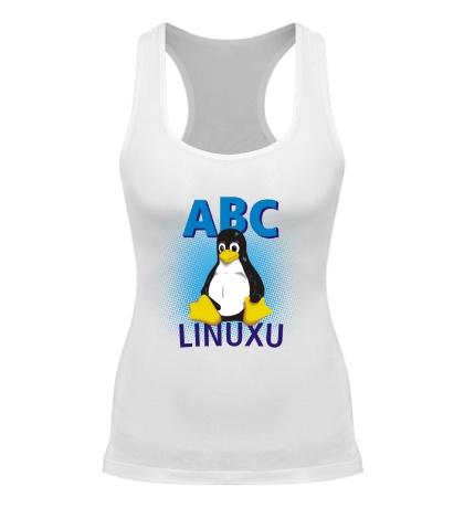 Женская борцовка ABC Linuxu