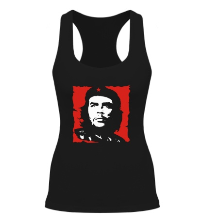 Женская борцовка Че Гевара революционер