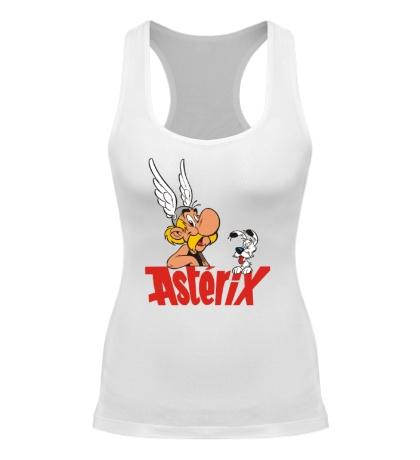 Женская борцовка Asterix