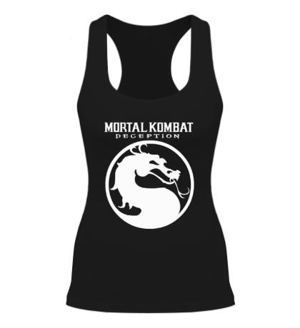 Женская борцовка Mortal Kombat