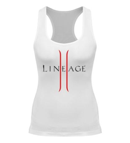 Женская борцовка Lineage 2