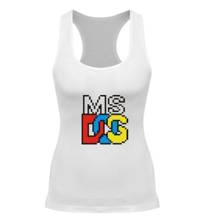 Женская борцовка MS DOS