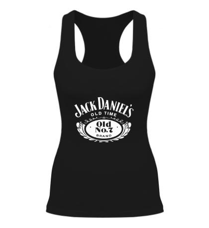 Женская борцовка Jack Daniels: Old Time