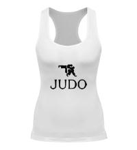 Женская борцовка Judo