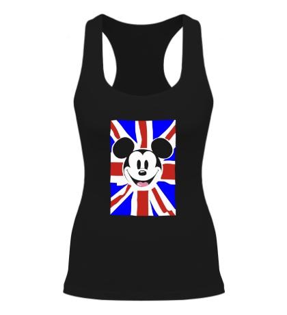 Женская борцовка Британский Микки Маус