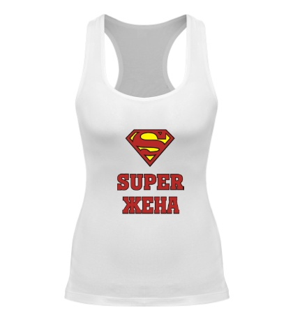 Женская борцовка Супер жена