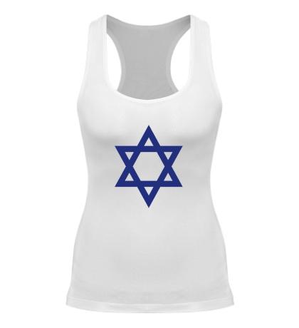 Женская борцовка Символ Давида