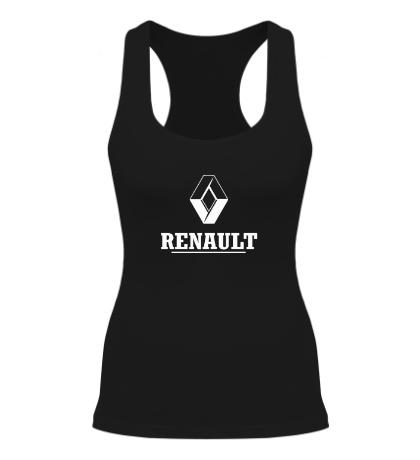 Женская борцовка Renault Logo