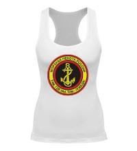 Женская борцовка Морская пехота России