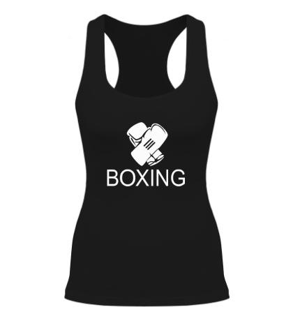 Женская борцовка Boxing