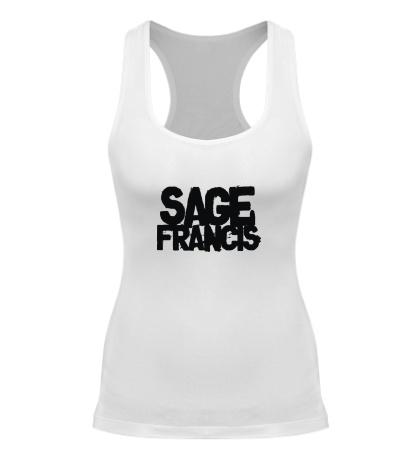 Женская борцовка Sage Francis